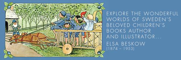 Elsa-Beskow-Childrens-Books