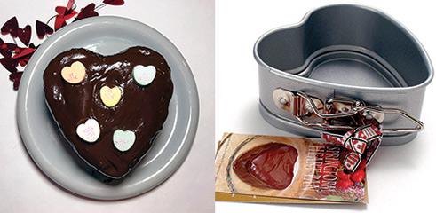 Chocolate-Heart-Cakie-in-Springform-Pan-Recipe