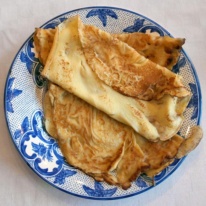 Swedish-Pancakes