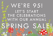 Ingebretsen's Spring Sale 2016