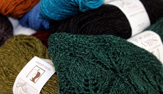 Silky-Wool-Yarn