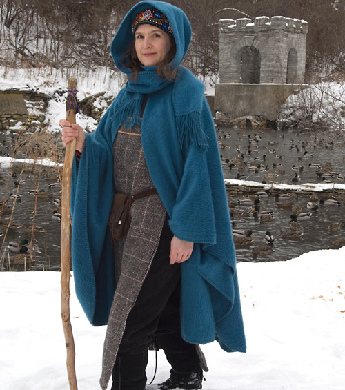Fiber Arts and Magic in Norse Tradition - Kari Tauring